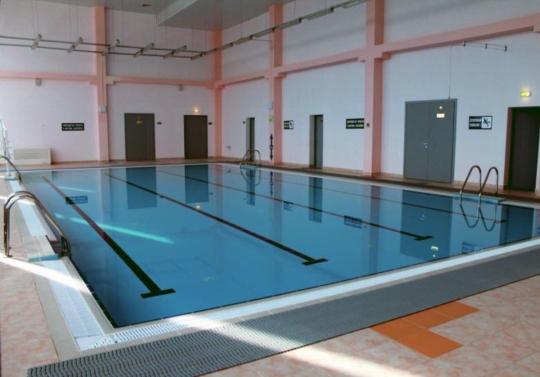 бассейн в Арене-Истра