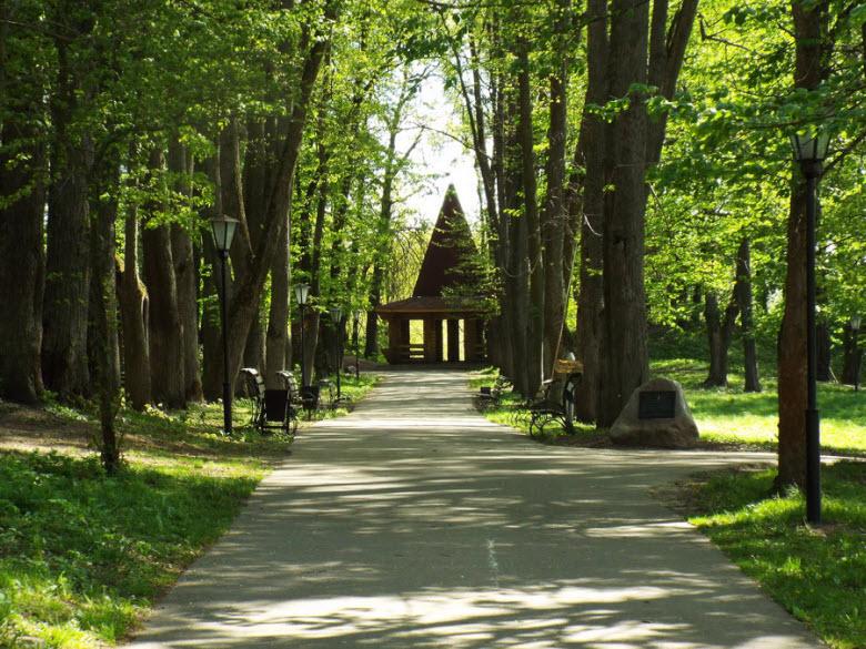 фото парка Городок