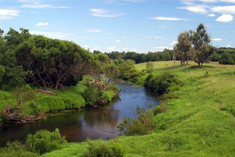 фото реки Шоша