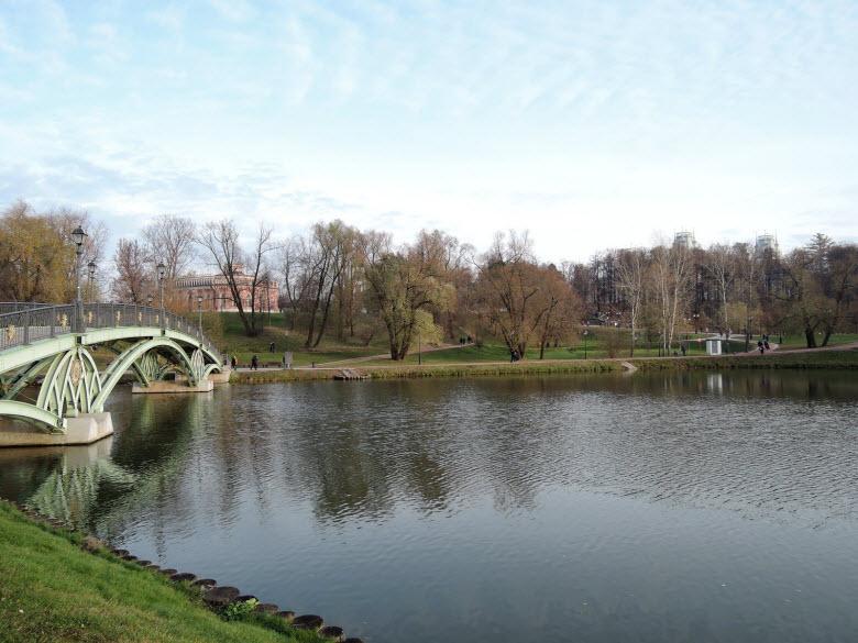 мост на реке Городня