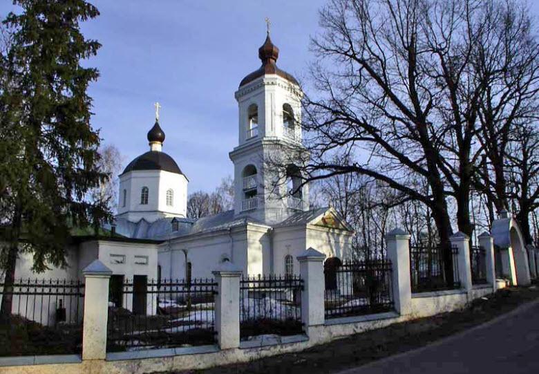 Покровская церковь в Пионерском