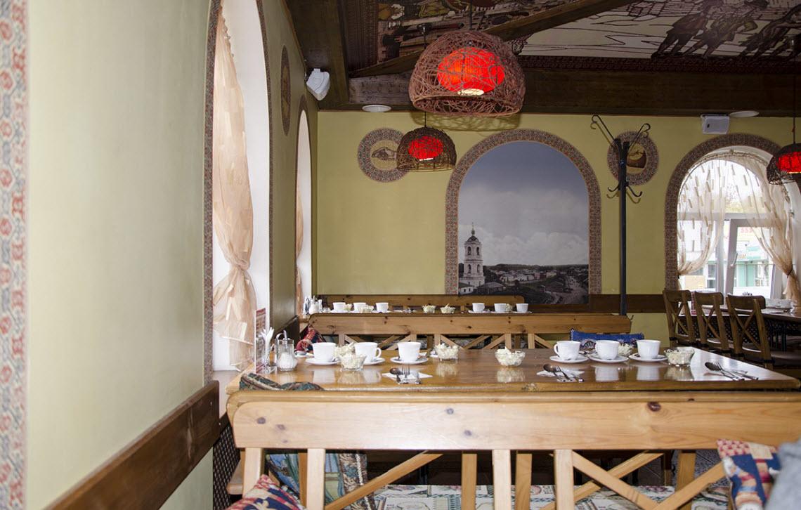рестораны Волоколамска