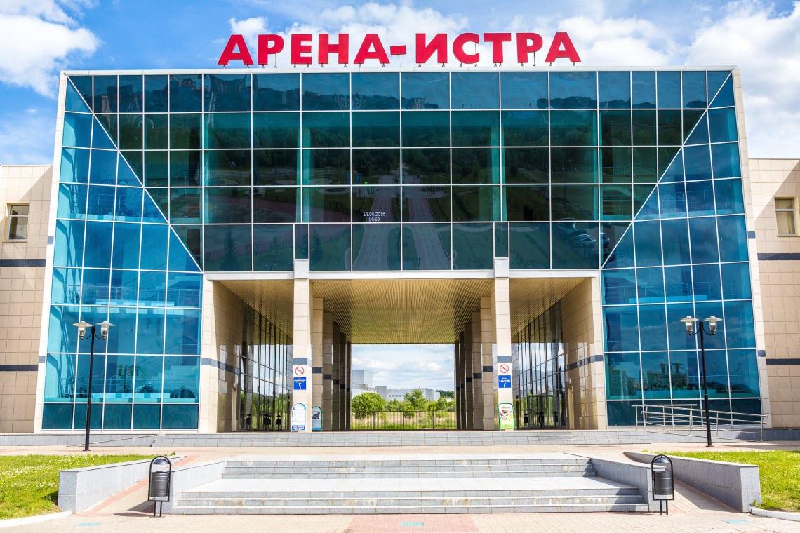 СК Арена-Истра