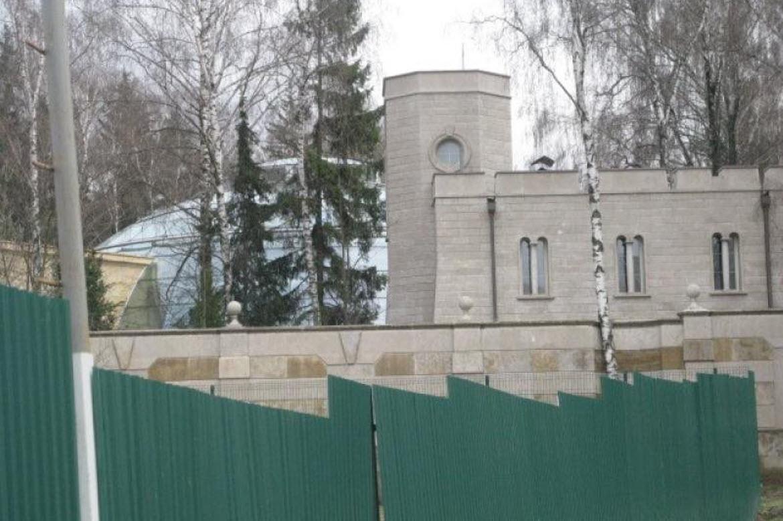 дача Брежнева в Заречье