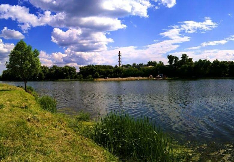 фото Бельского озера