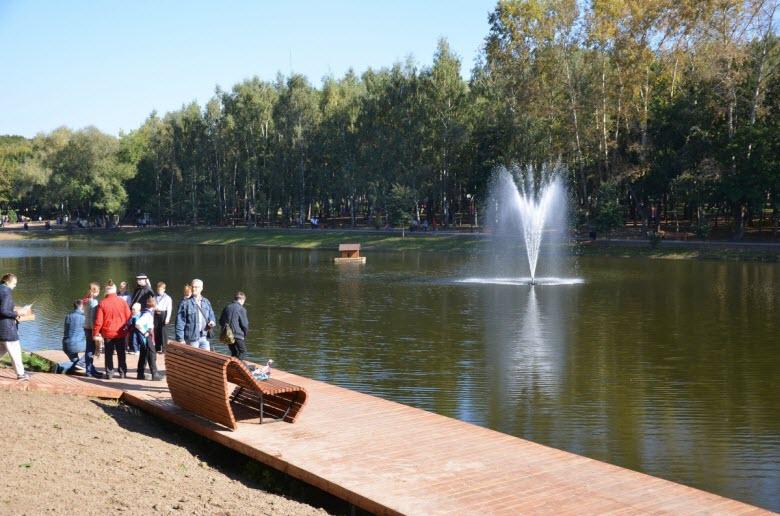 фото Ивановских прудов