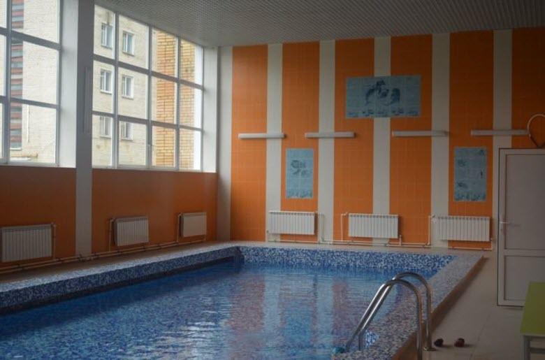 фото малого бассейна