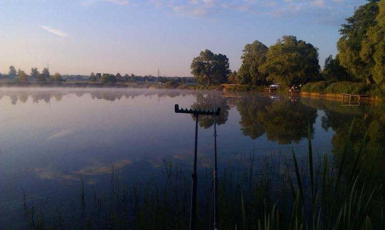 фото Нарских прудов