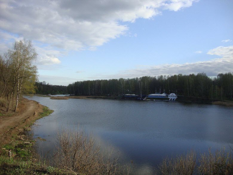 фото реки Сестра