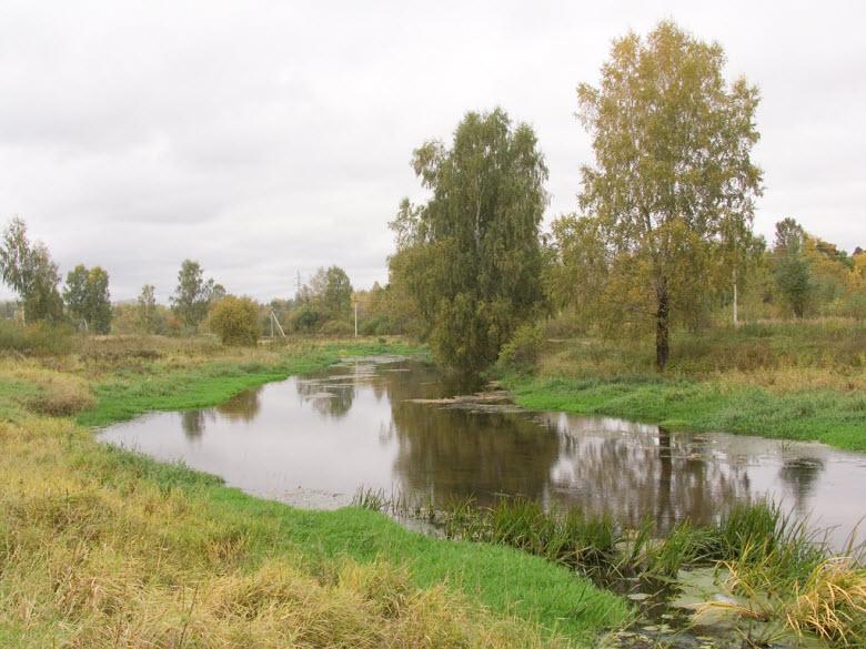 фото реки Уча
