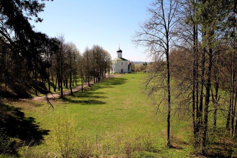 фото в Звенигородском городке