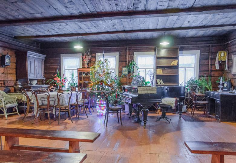 фото внутри дома Танеева