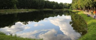 Ивановские пруды в Красногорске