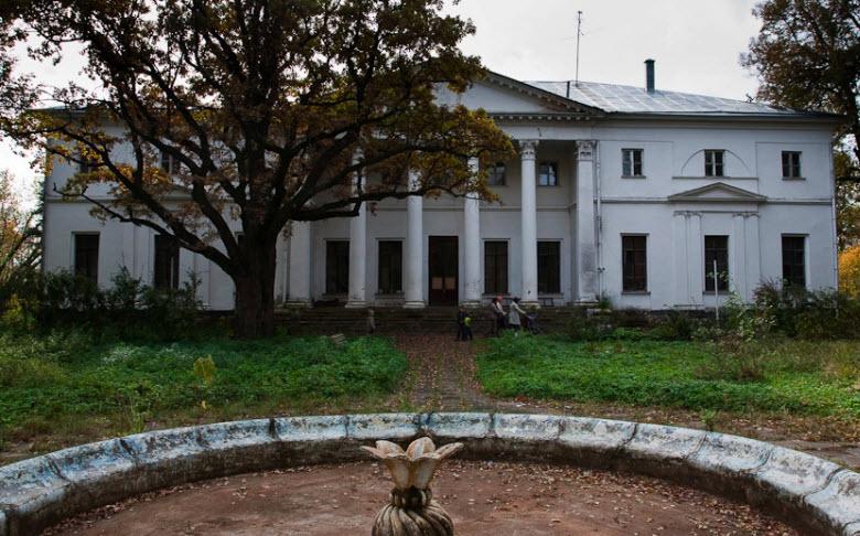 фото усадьбы Петрово-Дальнее