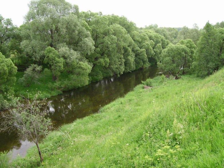 красоты реки Северка