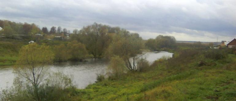 река Северка